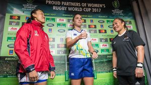 WRWC 2017: New Zealand Women 121 Hong Kong Women 0, Billings Park, UCD, Sunday, August 13, 2017