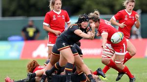 WRWC 2017: Canada Women 15 Wales Women 0, Billings Park, UCD, Sunday, August 13, 2017