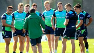 Connacht Training Session/Press Conference At The Sportsground, Tuesday, August 15, 2017
