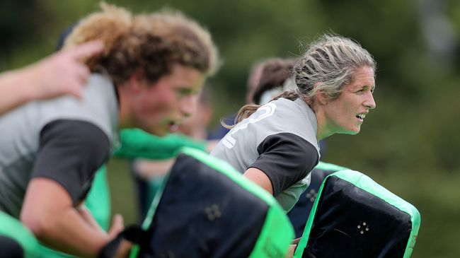 In Pics: Ireland Women Training At UCD