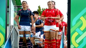 WRWC 2017: Wales Women 39 Hong Kong Women 15, UCD Bowl, Thursday, August 17, 2017