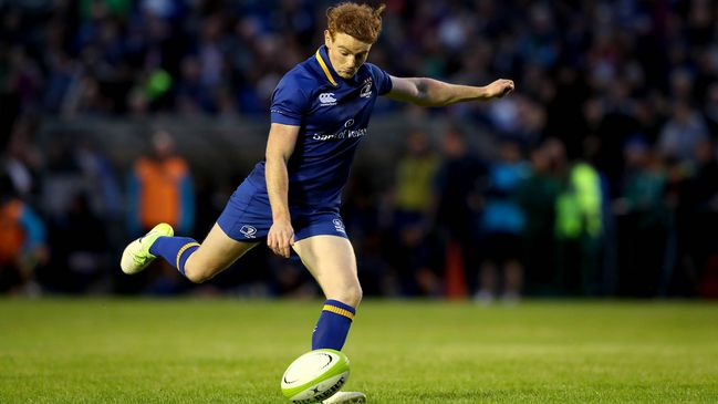 Cathal Marsh will captain Leinster 'A' from out-half
