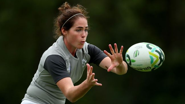 Stapleton To Win 50th Ireland Cap Against Wales