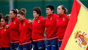 WRWC 2017: Spain Women 31 Hong Kong Women 7, Queen's University, Tuesday, August 22, 2017
