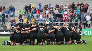WRWC 2017 Semi-Final: New Zealand Women 45 USA Women 12, Kingspan Stadium, Tuesday, August 22, 2017