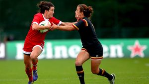 WRWC 2017: Canada Women 52 Wales Women 0, Queen's University, Tuesday, August 22, 2017