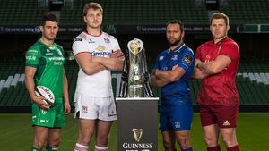 2017/18 GUINNESS PRO14 Season Launch, Aviva Stadium, Dublin, Wednesday, August 23, 2017