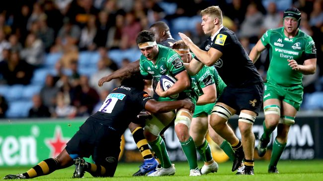 Connacht Set Wasps Pre-Season Game For Dubarry Park