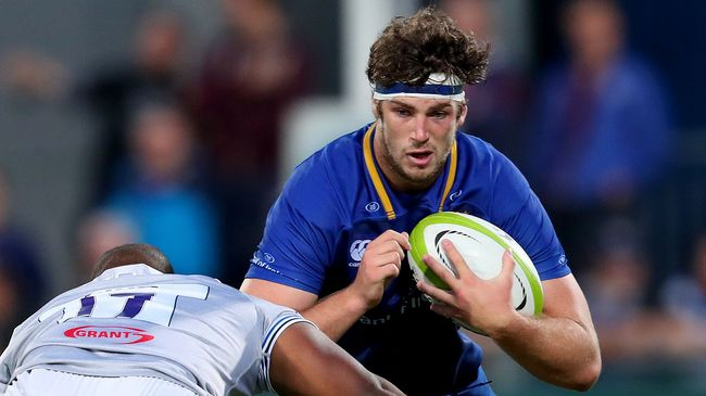 Doris, Marsh And Adam Byrne To Start For Leinster 'A'