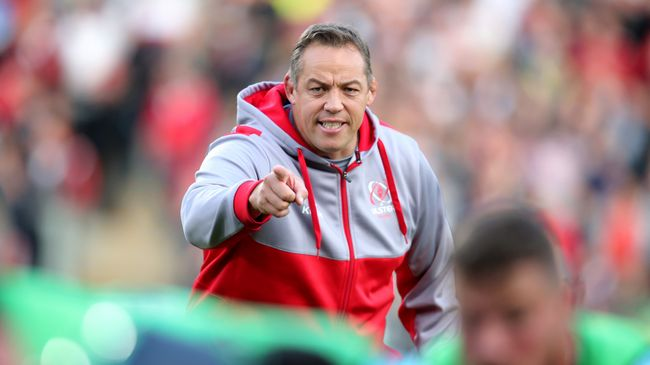 Gibbes Looks For Ulster To Build On First Round Performance