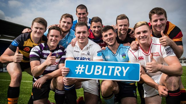 Ulster Bank League - The Big Kick-Off