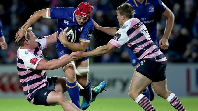 Van Der Flier To Win 50th Leinster Cap Against Cheetahs