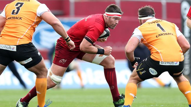 Holland Skippers Much-Changed Munster Team