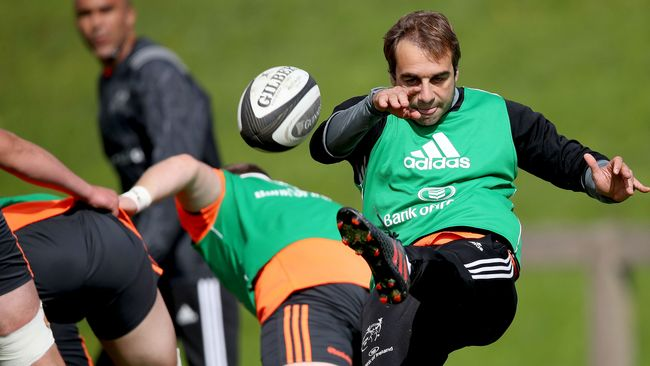Hanrahan And Hart To Start For Munster 'A' In Swansea