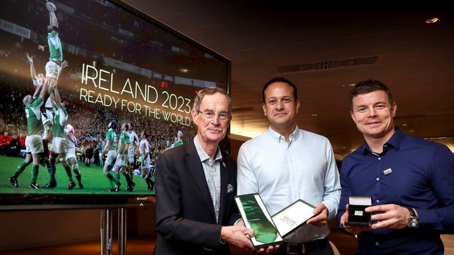 Ireland At Its Best - #Ireland2023 Rugby World Cup Bid