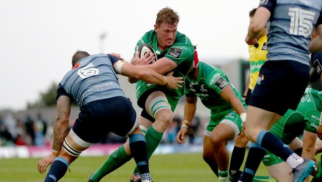 Thornbury Signs Two-Year Extension With Connacht