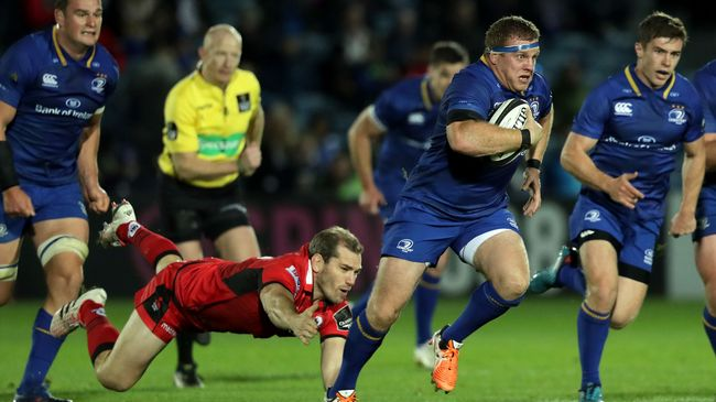 GUINNESS PRO14 Preview: Leinster v Dragons
