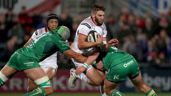 GUINNESS PRO14 Preview: Ulster v Connacht