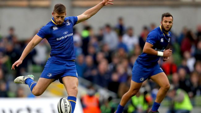 Leinster Make Wholesale Changes For Visit Of Ulster