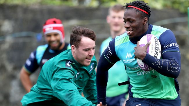 Adeolokun And Dawai Return From Injury With Connacht Eagles