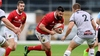 Munster Call On O'Byrne And Sweetnam For Tigers Test