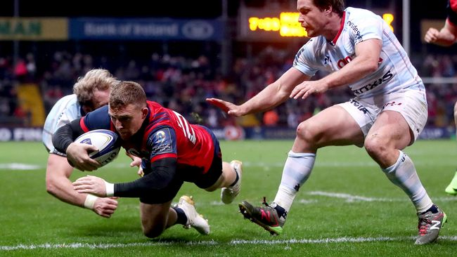 Champions Cup Preview: Racing 92 v Munster