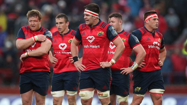 Two-Year Extensions For Munster's Holland, Archer And O'Byrne
