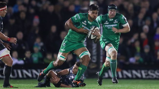 Surgery Sidelines Connacht's Browne, Butler And O'Brien