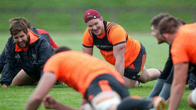 Newcomer Cloete Set For First Munster Involvement