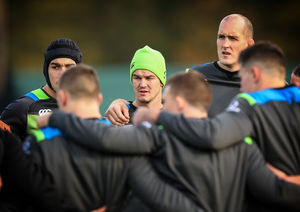 In Pics: Ireland Training For The Guinness Series