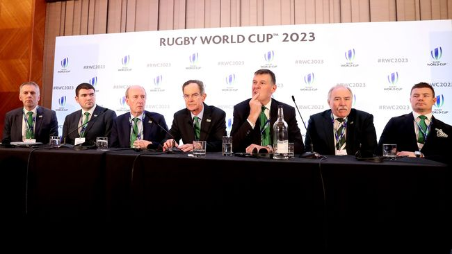 Ireland Reaction To Rugby World Cup 2023 Vote Result