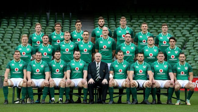 Head-To-Head: Ireland v Fiji
