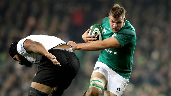 Irish Rugby TV: 'It's Great To Be Back In Green' - Murphy