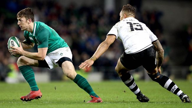 Irish Rugby TV: Ireland 23 Fiji 20 - Match Highlights
