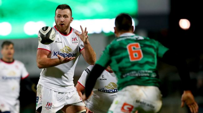 Joy for Ulster as Neville makes refereeing history