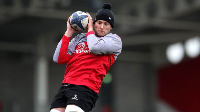 Ulster Make Two Changes For Second Duel With 'Quins.