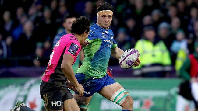 Scholes And Connolly Back To Line Out For Connacht Eagles