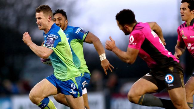 Healy Hits The Century Mark For Connacht