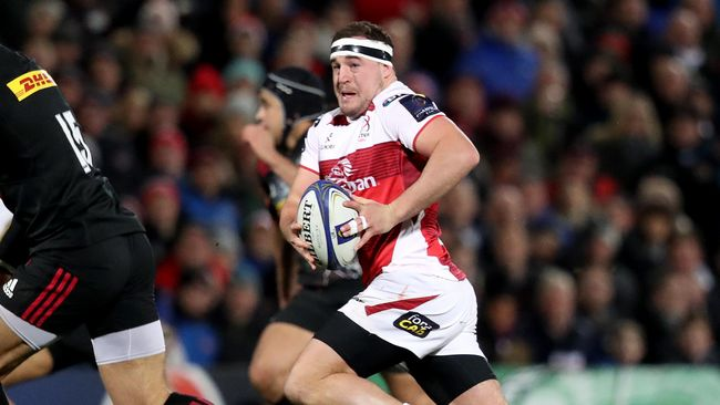 Herring Replaces Injured Best In Ulster Team