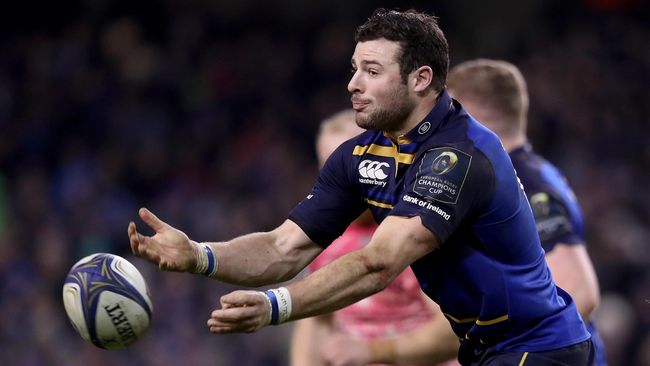 Henshaw Returns As Sexton Captains Leinster For Semi-Final