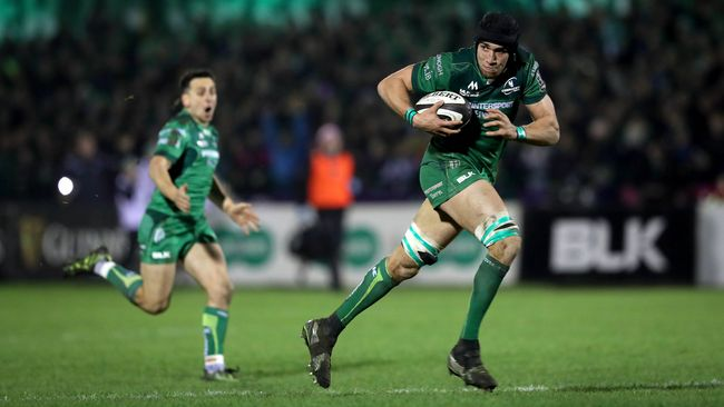 Dillane Available For Connacht's Treviso Test