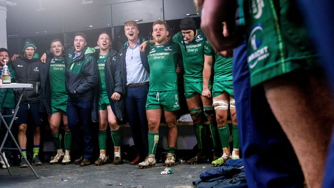 Bealham And O'Brien Among Connacht's Returning Players