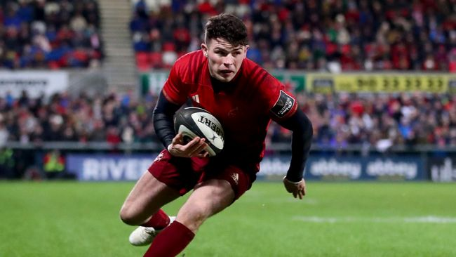 Nash Gets The Nod For Munster's Showdown With Scarlets