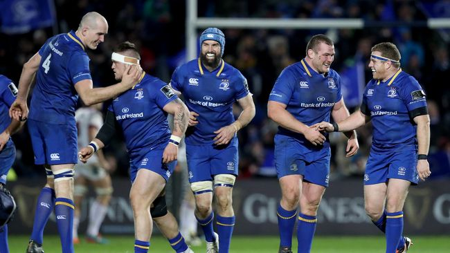 Grand Slam Front Rowers To Feature For Leinster Against Ospreys