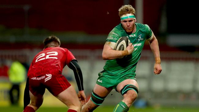 Gallagher, O'Donnell And Claffey Progress To Connacht Senior Contracts