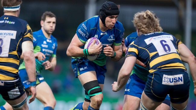 Challenge Cup Preview: Connacht v Oyonnax
