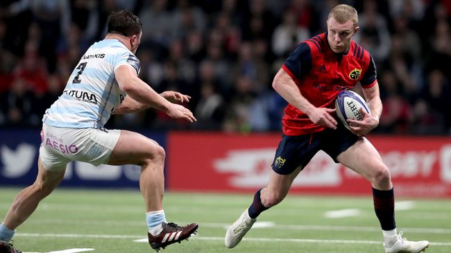 Earls Wins Fitness Battle to Face Racing 92