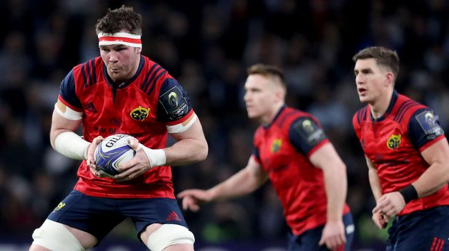Munster Unchanged For Pool Finale