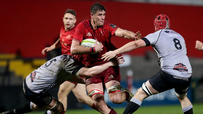 Munster Rugby And IRFU Statement On Gerbrandt Grobler