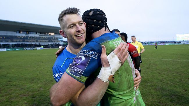 Connacht's Record Try Scorer Healy Extends Contract